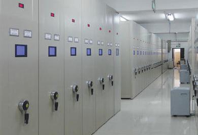 解放军军事检察院智能档案室环境系统建设项目